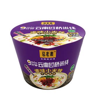 傣味小米辣牛肉味米线