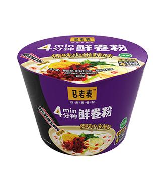 傣味小米辣牛肉味卷粉